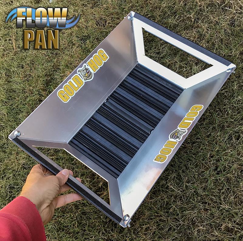 flowpan gold pan