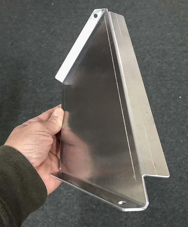 flowpan solid sides