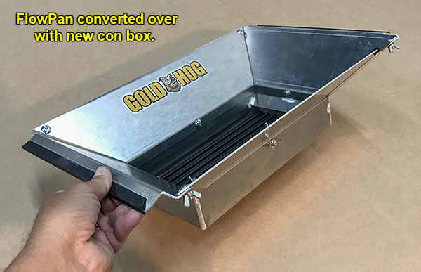 conbox for flowpan